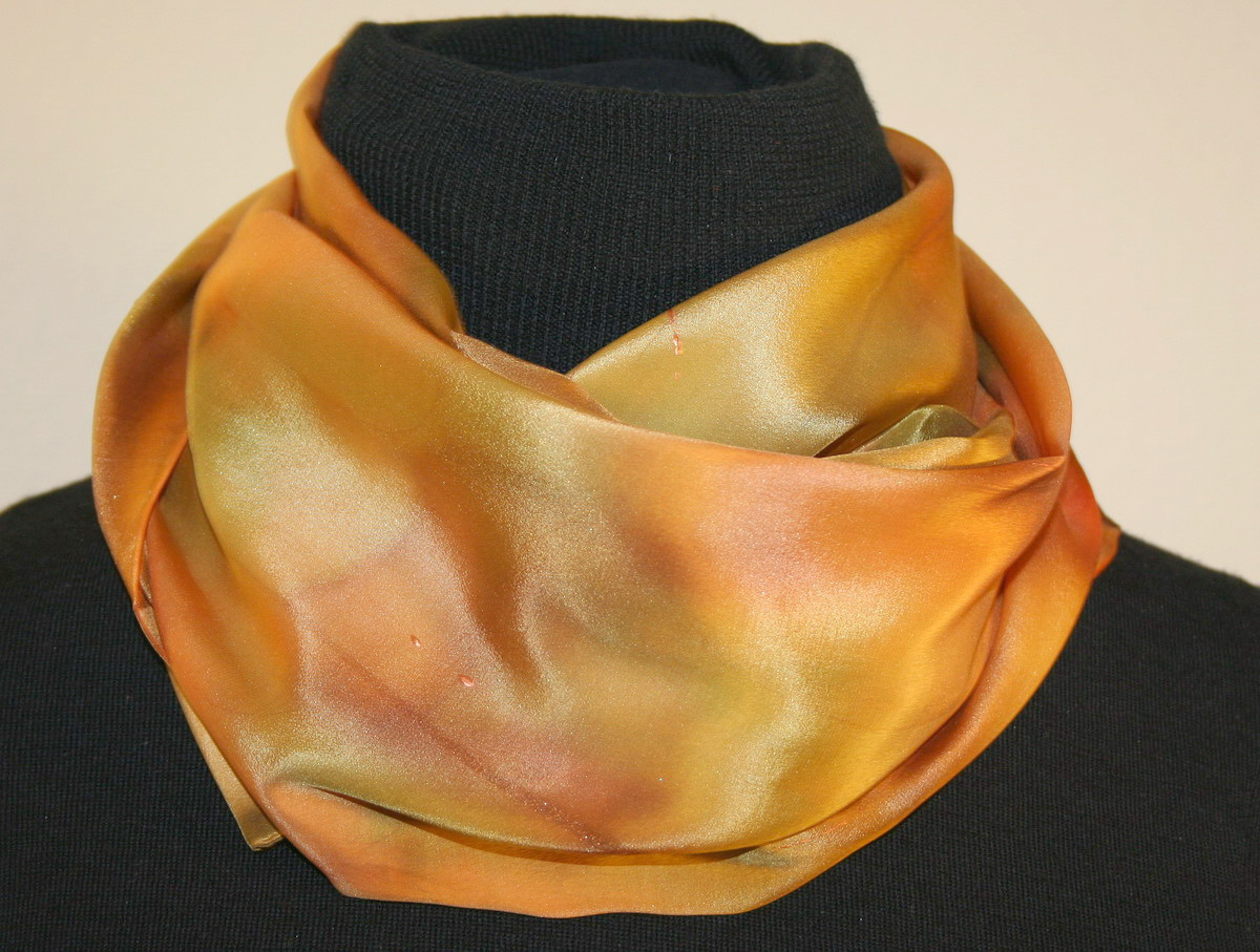 featured silk scarves and accessories painted silk