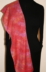 Monthly Hand Painted Silk Scarf Giveaway for November 2010 - photo 4