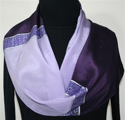 Hand Painted Silk Scarf Giveaway - Celebrating 450 FB Fans